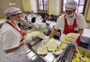 Monitor de comedor escolar + Manipulador Alimentos y Gestión de Alérgenos. Valencia